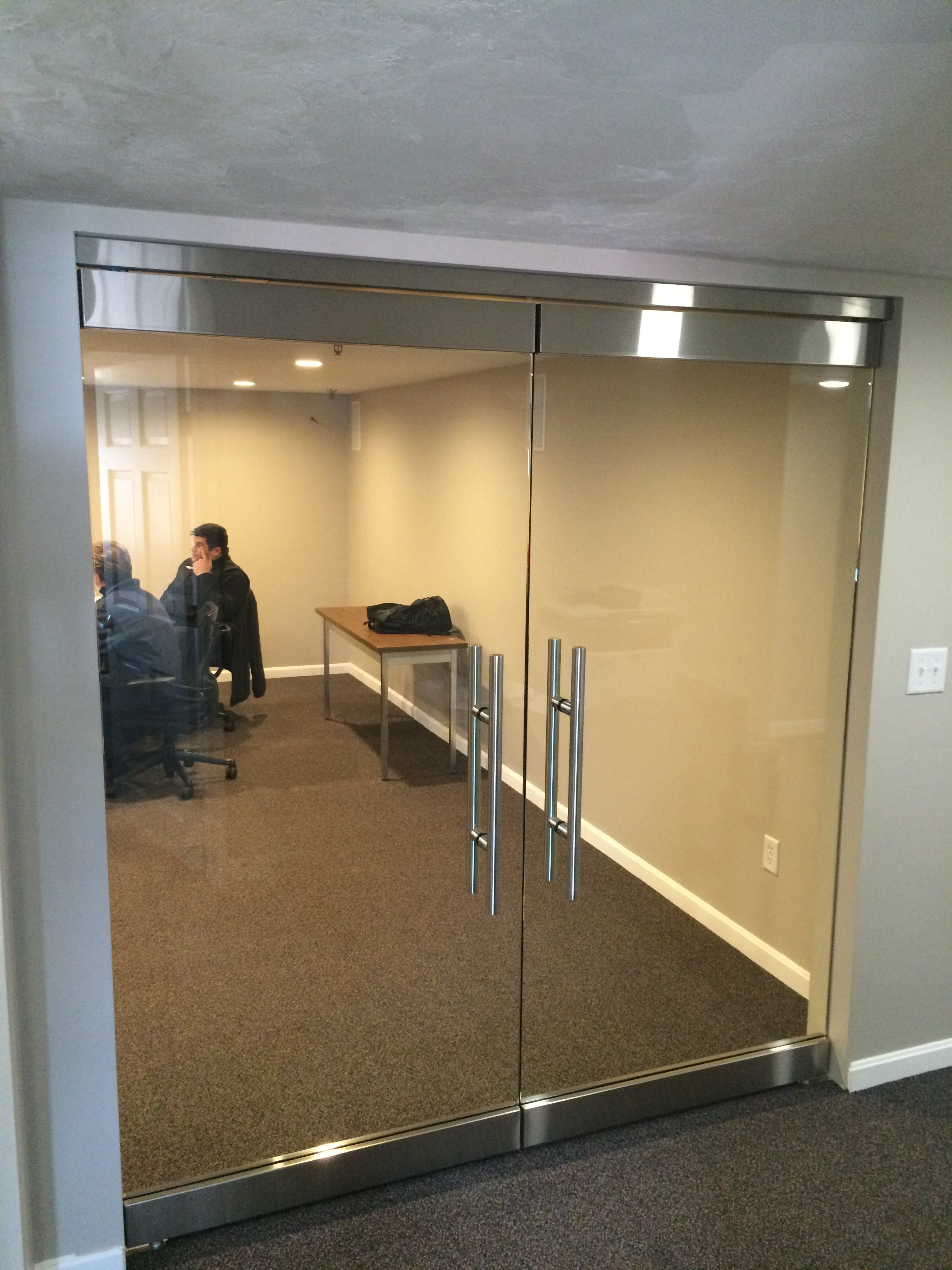 Superb Commercial Glass Glasswork Repair Spencer Ma Door Handles Collection Olytizonderlifede
