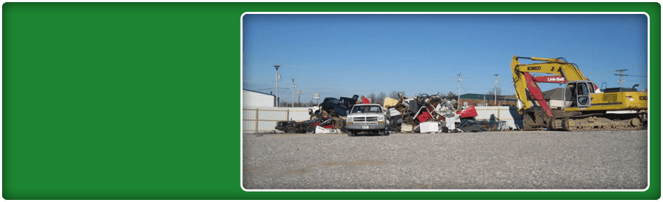 recycling metal | Frankfort, KY | Taylor Recycling | 502-352-2499