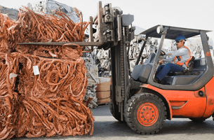 scrap metal recycling | Frankfort, KY | Taylor Recycling | 502-352-2499