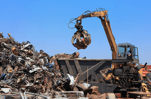 scrap metal pickup | Frankfort, KY | Taylor Recycling | 502-352-2499