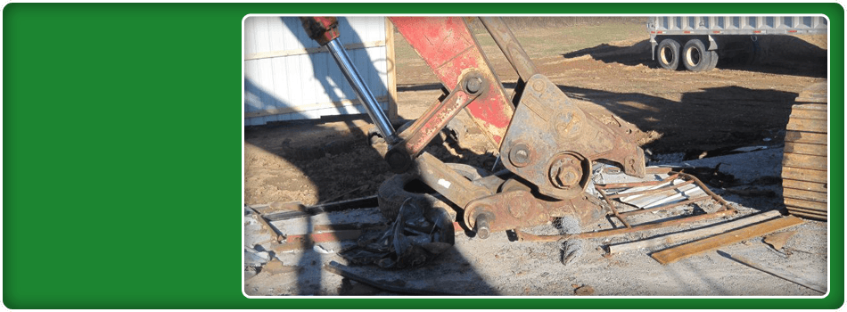 scrap metal yard | Frankfort, KY | Taylor Recycling | 502-352-2499