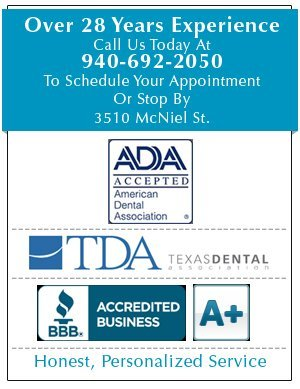 Dental Services - Wichita Falls, TX - Michael B. Leach DDS