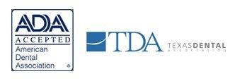 ADA logo, TDA logo