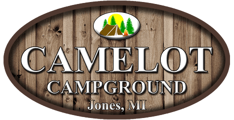 Camelot Campground - Logo