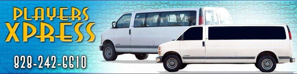 Transportation Service - Asheville, NC - Players Xpress