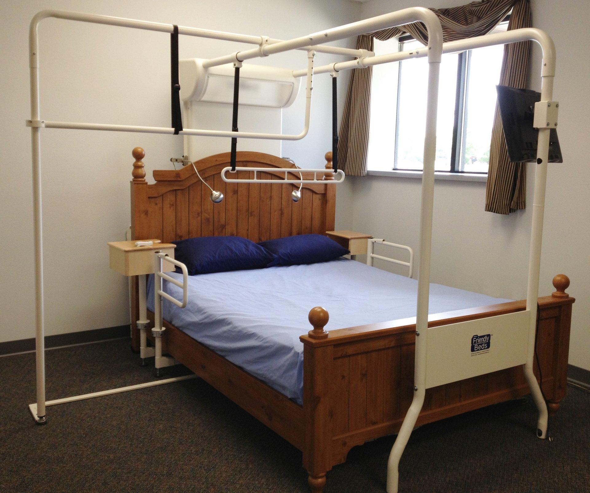 Bed Transfer Bar