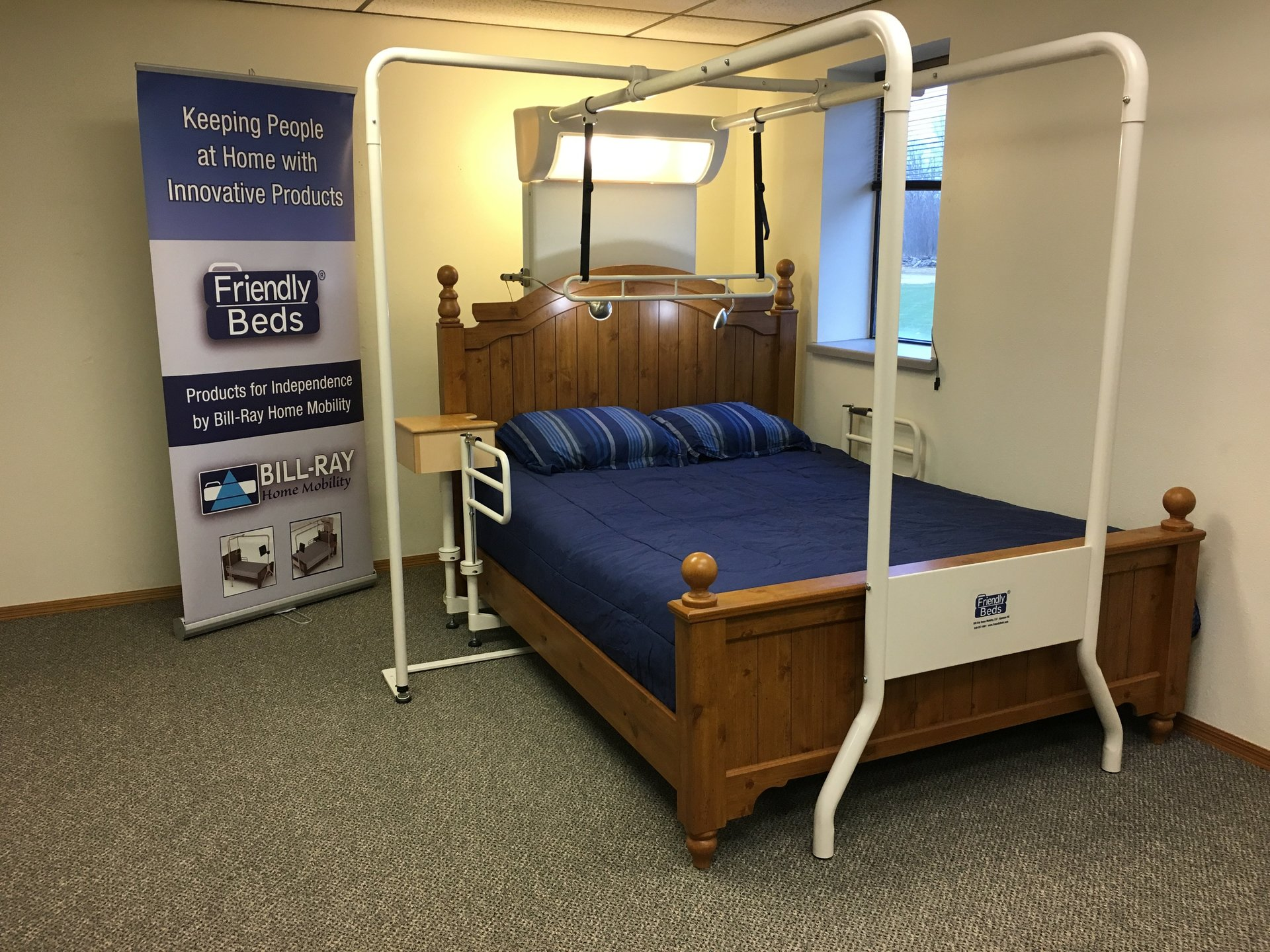 Bed Transfer System for Bed Mobility