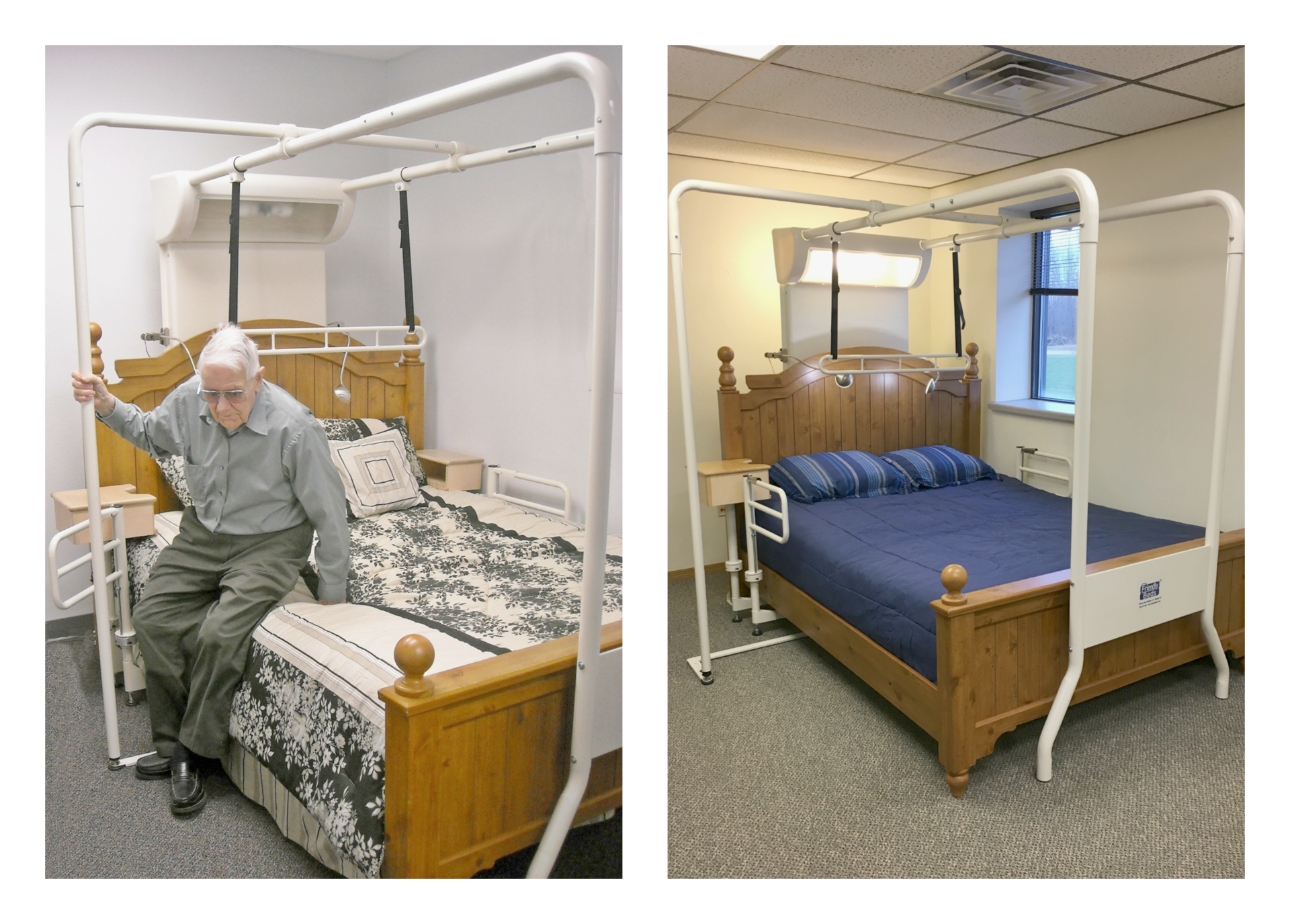 Bed Transfer Assistive Device