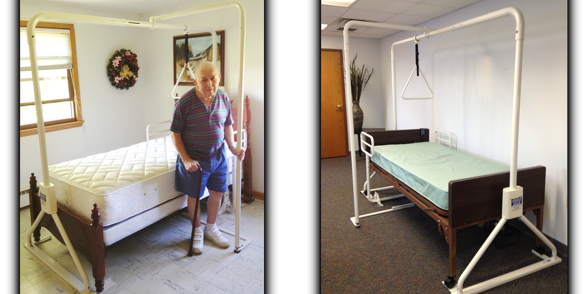 Bed Trapeze, Bed Pole for Hospital Bed