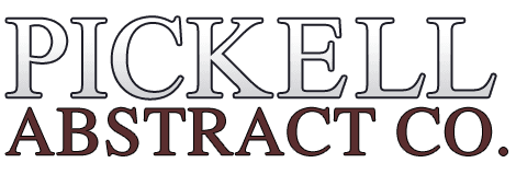Title Insurance | Kirksville, MO | Pickell Abstract Company | 660-665-8324