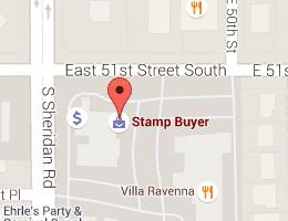 Stamp Buyer - 5103 S Sheridan PMB 600 Tulsa, OK 74145