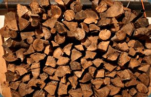 Many firewood