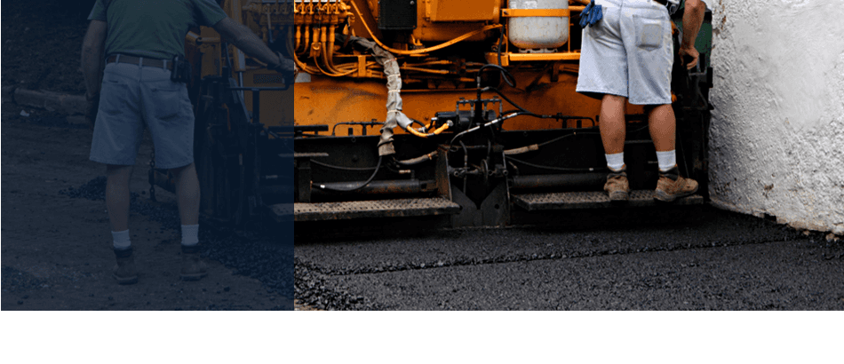 Tar and gravel sealant