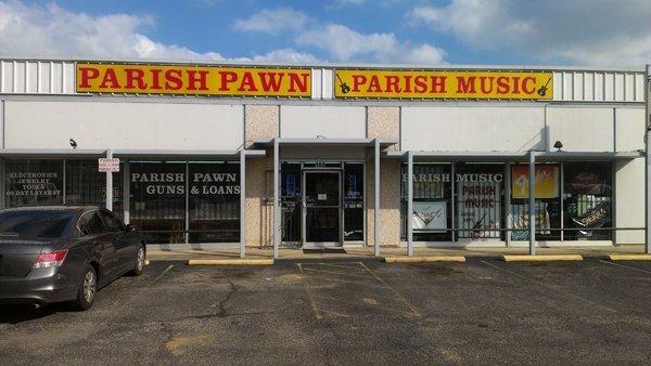 Parish Pawn & Music Shop - Waxahachie, TX