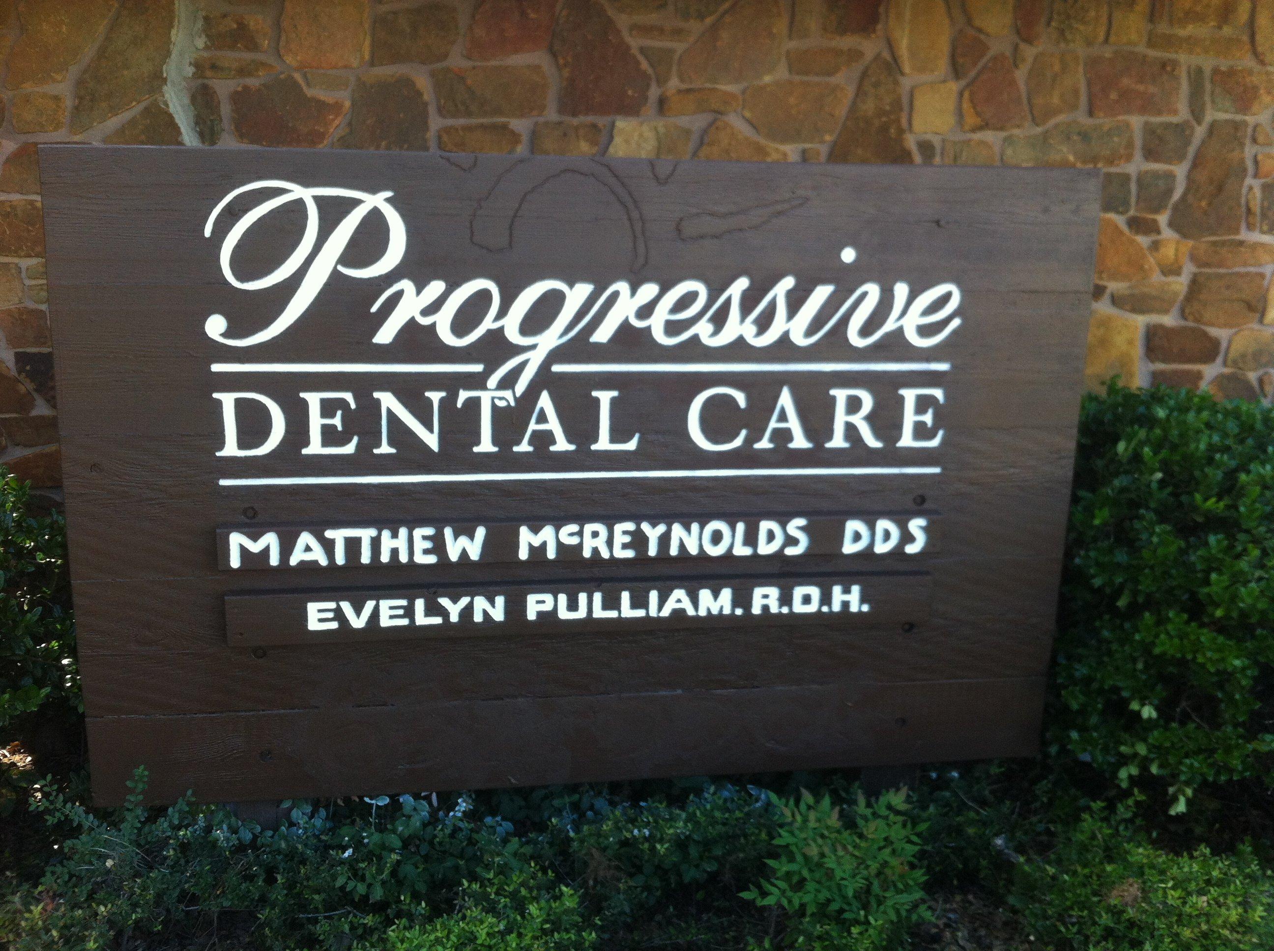 Progressive Dental banner