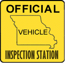 Official vehicle inspection