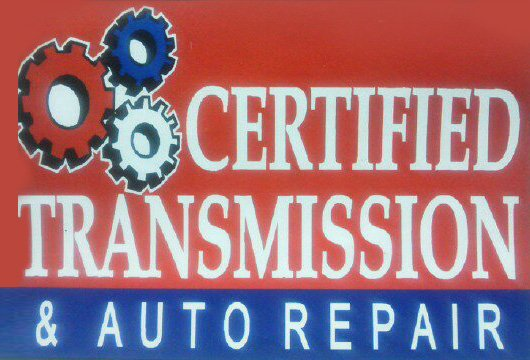 Certified Transmission & Auto Repair logo