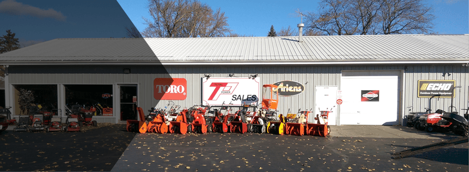 lawn mowers | Oshkosh, WI | T-P Sales | 920-235-3827