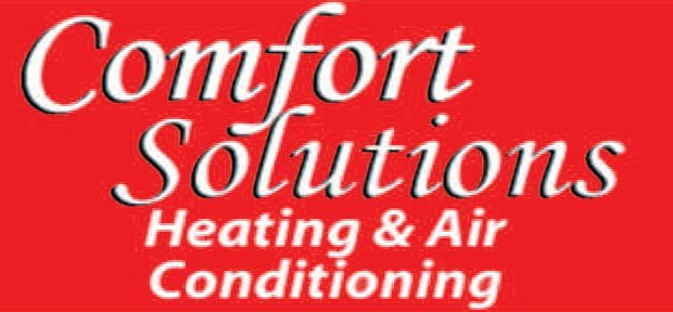 Comfort Solutions Heating & A/C - Logo