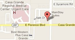 Arizona Advanced Urology 1890 E. Florence Blvd Ste 6 Casa Grande, AZ 85122