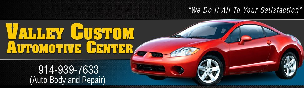 Auto Sales and maintenance - Port Chester, NY - Valley Custom Automotive Center