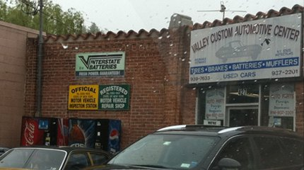 Port Chester, NY - Valley Custom Automotive Center - Auto Sales and maintenance