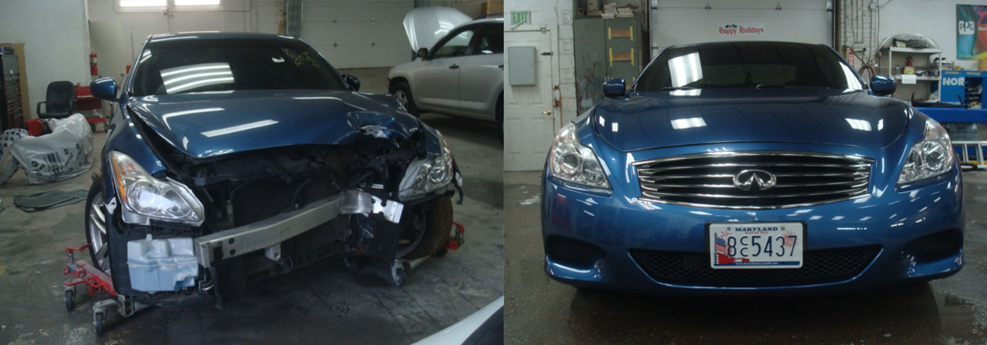 Auto Body and Collision Repair Services
