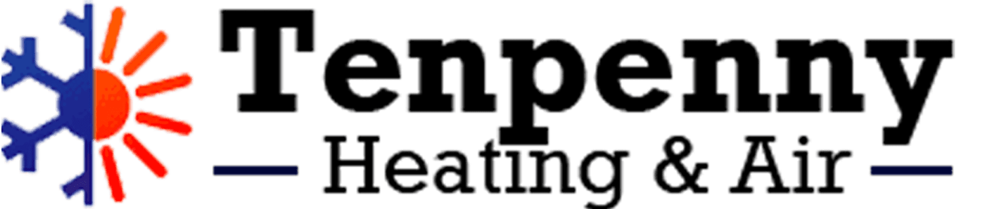 Tenpenny Heating & Air Conditioning - Logo