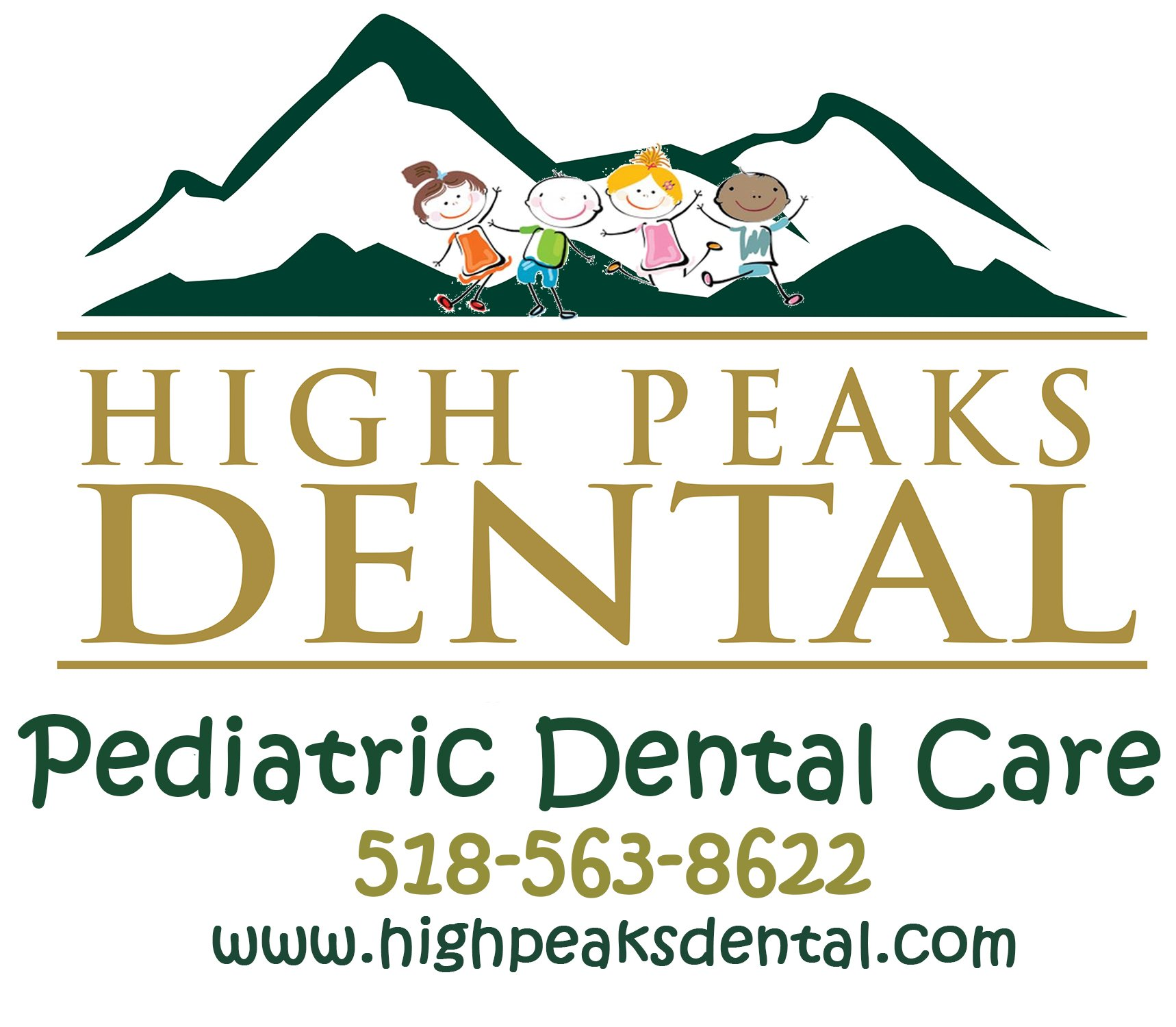 High Peaks Dental Pediatrics logo