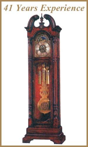 Clock Repair - Lansing, MI - Abraham's Clock Repair