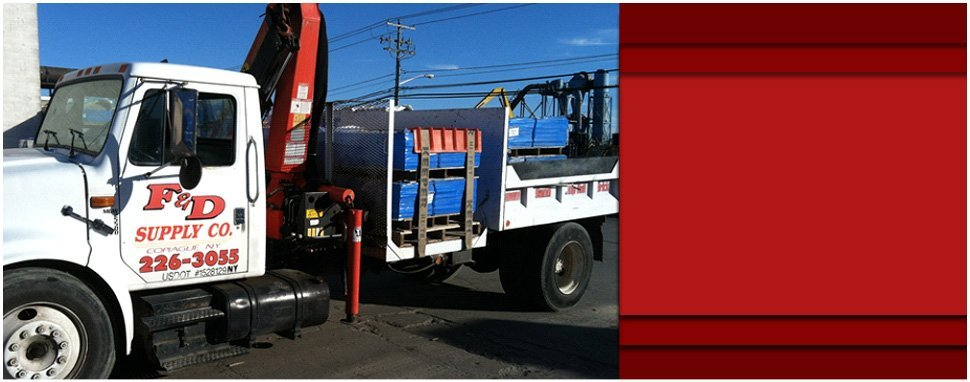 Exclusive Brands | Services | Copiague, NY | F&D Supply Co. Inc. | 631-226-3055