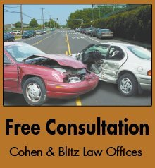 Automobile Accident Lawyers - Laguna Hills, CA - Cohen and Blitz Law Offices - Car Accident