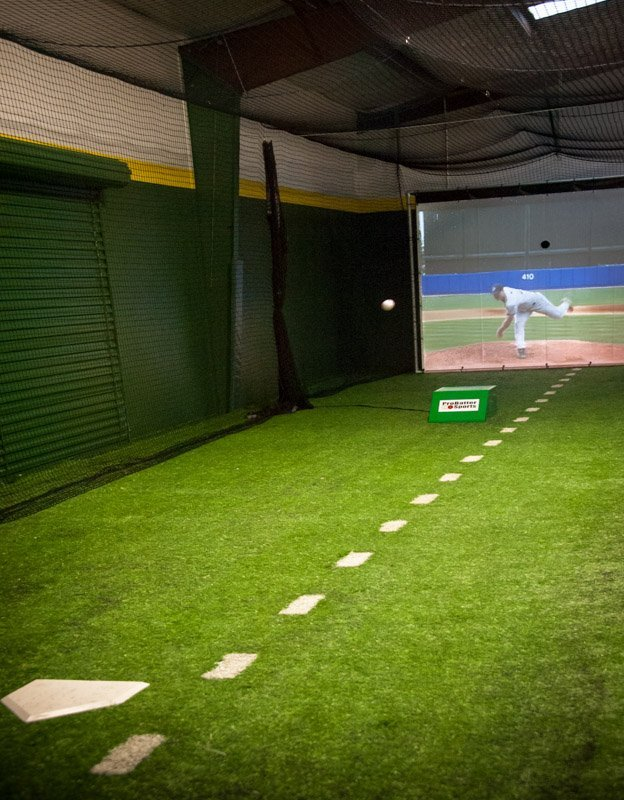 The Dugout of Boerne training center