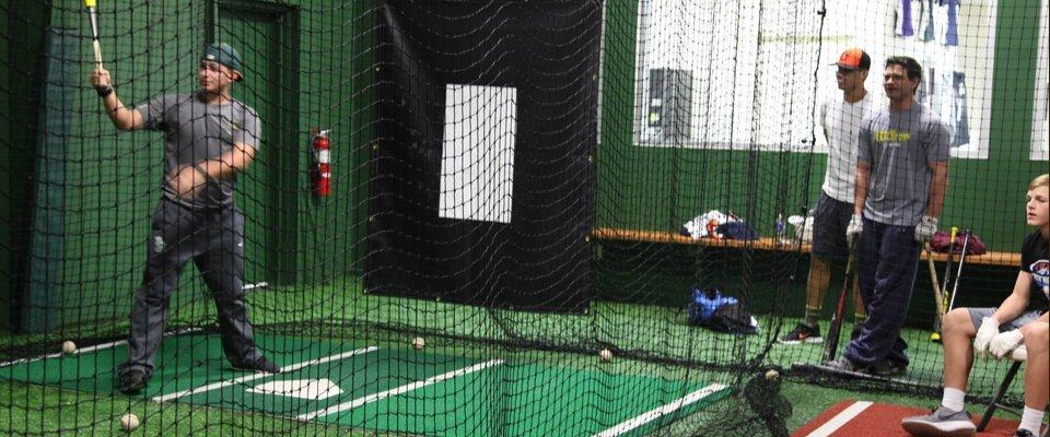 softball cage
