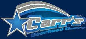 Carr's Overhead Doors Inc - Logo