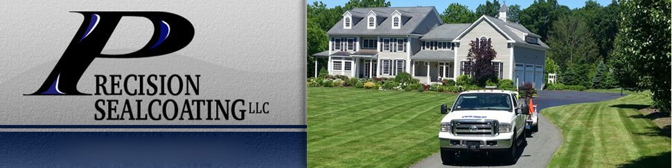 Precision Sealcoating, LLC - Driveway Construction Services - Worcester, MA