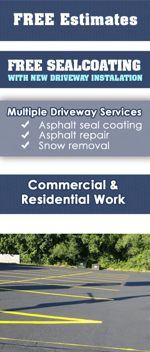 Asphalt Construction - Worcester, MA - Precision Sealcoating, LLC
