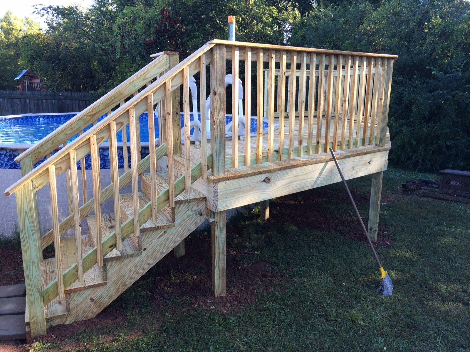 Residential Decks Commercial Decks Murfreesboro Tn