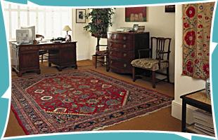 Home area rug