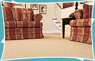 Restretched Carpet