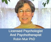 Psychotherapy - Wheeling, WV - Robin Muir PhD - Licensed Psychologist And Psychotherapist