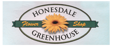 Flower shop | Honesdale, PA | Honesdale Greenhouse Flower Shop | 570-253-3050