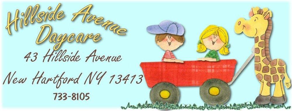 Daycare Centers - New Hartford, NY - Hillside Avenue Daycare