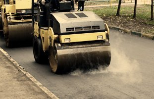 Asphalt patching services
