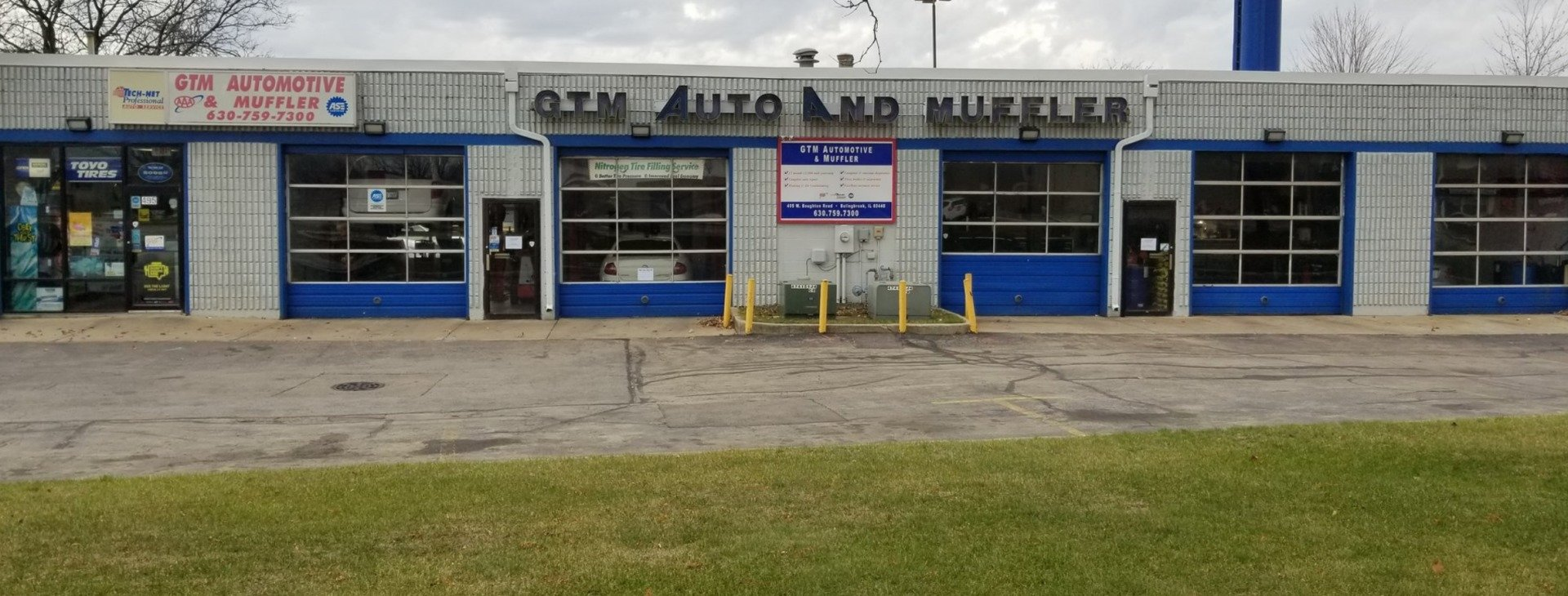 G T M Auto Repair Shop Is Open Now Near Me In Bolingbrook Il