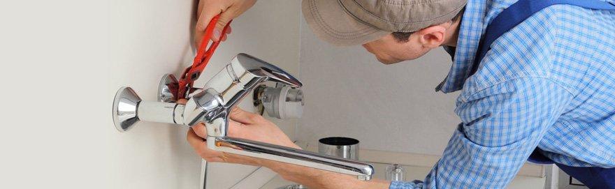 Faucet, repair