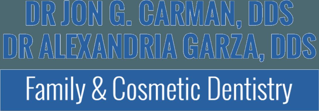 Jon G Carman DDS-Logo