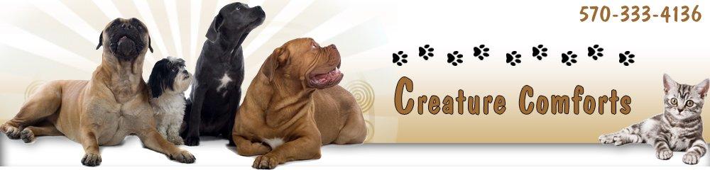 Pet Walking Pet Care Pet Sitter Moreland, PA | Creature Comforts