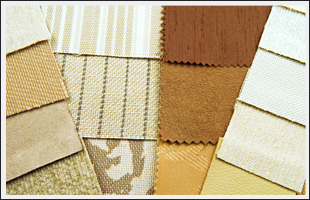 Variety of fabric brands