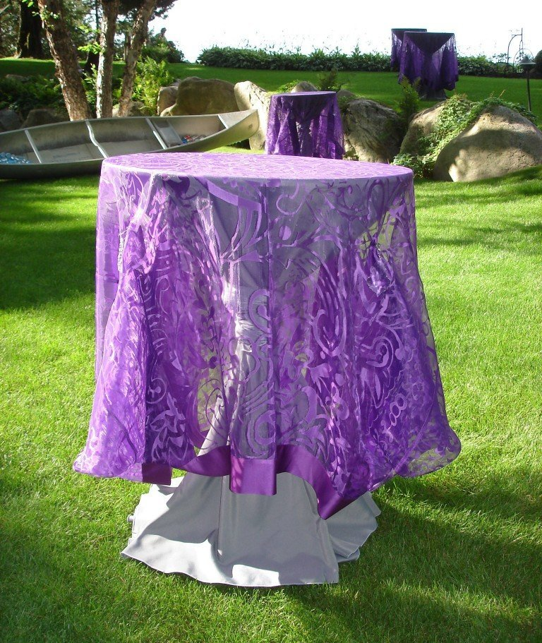 Table Linens for rent